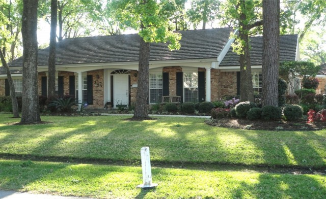 wilchester home in west houston